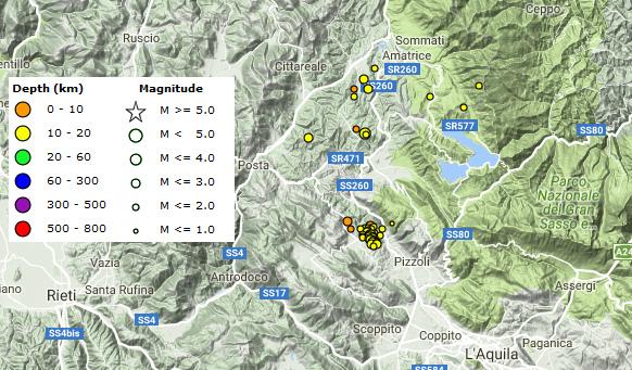 terremoti 14.11.2016 aquilano