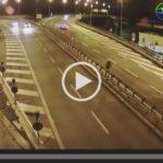 UBRIACA CONTROMANO SULL'A24: BLOCCATA DALLA POLIZIA STRADALE (VIDEO)