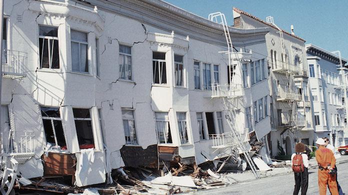 October 17, 1989 in San Francisco, California