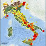 TERREMOTI, DOVE AVVENGONO IN ITALIA: OGNI 4 ANNI UNO DI MAGNITUDO >= 5.5