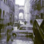 4 NOVEMBRE 1966, 50 ANNI FA L'ALLUVIONE A FIRENZE: 35 MORTI, LE FOTO DELLA TRAGEDIA