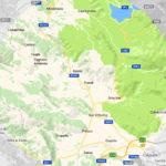 PIZZOLI / BARETE (AQ), LISTA TERREMOTI IN TEMPO REALE (INGV)