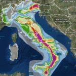 INGV: MAPPA INTERATTIVA PERICOLOSITA' SISMICA IN ITALIA