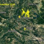 MONTEREALE / CAPITIGNANO: 350 SCOSSE DI TERREMOTO IN 7 GIORNI