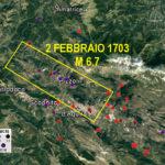 PIZZOLI, LA FAGLIA DEL TERREMOTO DEL 1703
