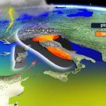 METEO: WEEK-END RICCO DI PIOGGIA, NEVE SUI MONTI