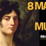 8 MARZO AL MUSEO, LE DONNE NON PAGANO