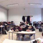 L'AQUILA, AL COTUGNO SONO #STANCHIDAMORIRE: PARTE DAGLI STUDENTI LA NUOVA PROTESTA CONTRO I DOPPI TURNI