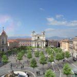 L'AQUILA, PIAZZA DUOMO: IL PROGETTO DI RIQUALIFICAZIONE DEL COMUNE