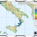 TERREMOTO IN CALABRIA MAGNITUDO 4.4, IL REPORT DELL'INGV
