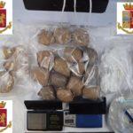 L'AQUILA: ARRESTATO PER DROGA NOTO COMMERCIANTE AQUILANO