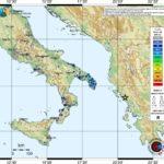 TERREMOTO MAGNITUDO 5.9 IN GRECIA DEL 21.03.2020, IL REPORT INGV