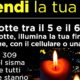 6 APRILE 2020, 11 ANNI DAL SISMA: NESSUNA FIACCOLATA, 'ACCENDI LA TUA LUCE'!!